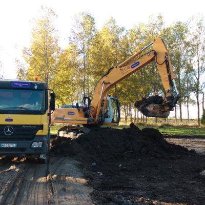 Hidreau BTP (17) entreprise travaux publics